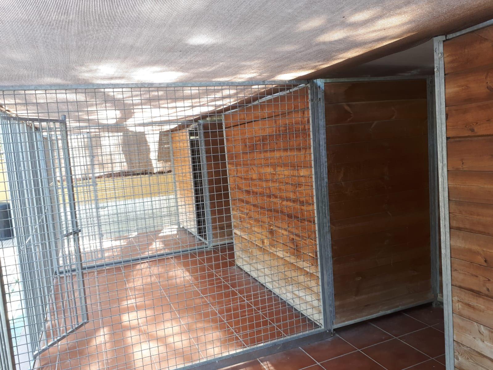 Habitación vista desde el interior